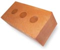 Кирпич керамический одинарный 13% пустотности М-200 — ТКЗ
