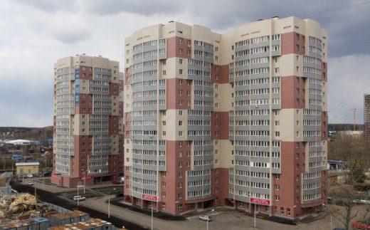 Объект ЖК Берег Скалбы 2- МО, г. Ивантеевка, 20-й квартал, ул.Хлебозаводска